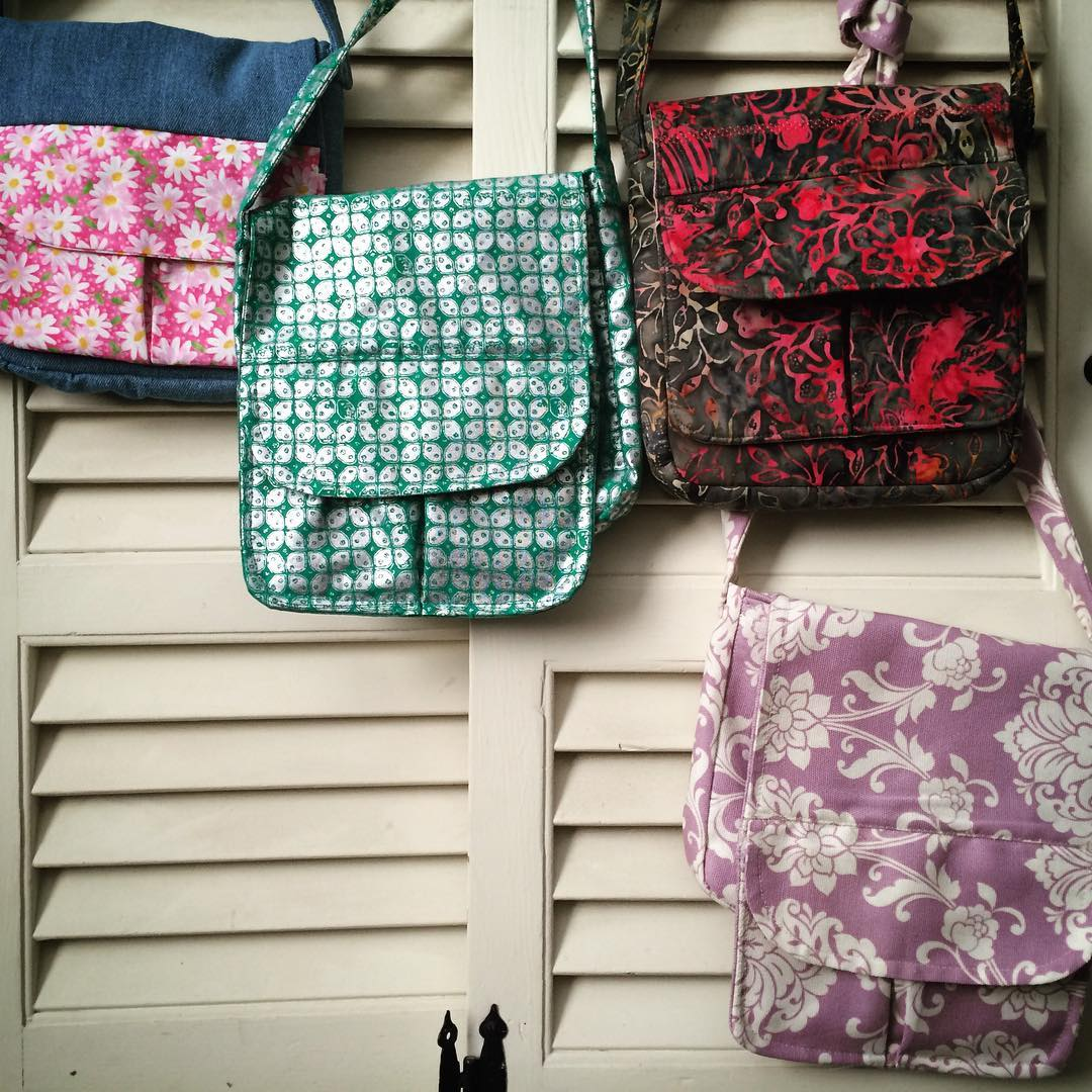 Sew Powerful Purse Project